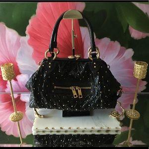 Marc Jacobs Large Stam Stardust Handbag
